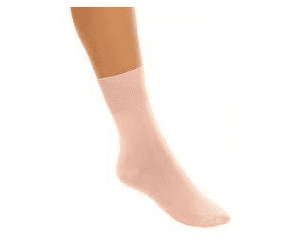 Tappers and Pointers Pink Nylon Dance Socks x 3 Pairs Pack