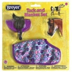 English Tack & Blanket Set (Classics)