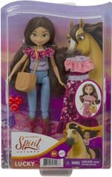Happy Trails Lucky Doll & Fashions