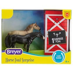 Horse Foal Surprise (set 3)