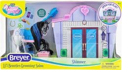 Li'l Beauties Grooming Playset