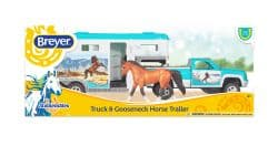 Stablemates Truck and Gooseneck Trailer