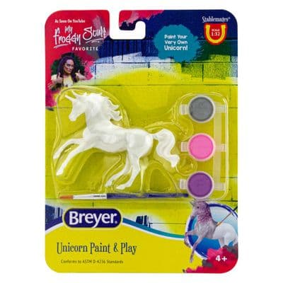 Unicorn Paint and Play