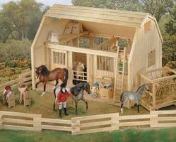 Wooden Corral