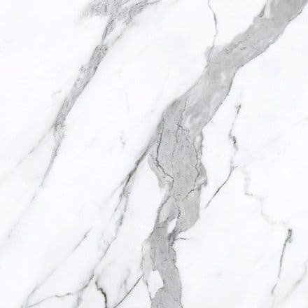 Statuario Marble 5574 Perform Panel Wetwall