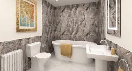 Toffee Marble 7256- Perform Panel