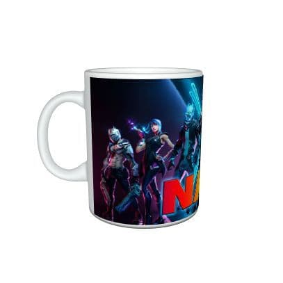 Any Name Personalised Fortnite 11oz Large Handle Mug