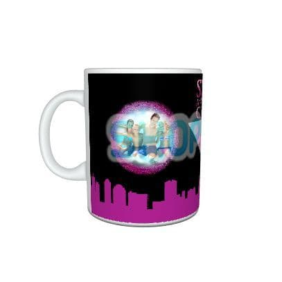 Any Personalised Photo Sex In The City Theme 11oz Mug