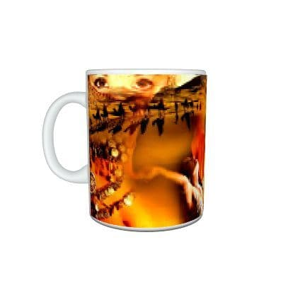 Belly Dancer 11oz Large Handle Mug