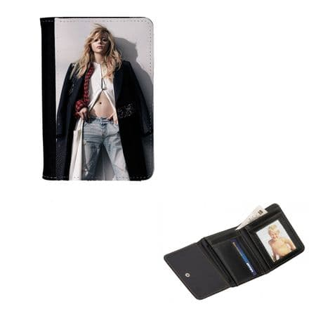 Chloe Grace Moretz, Mens, Ladies, Girls Wallet or Purse 12cm x 9cm