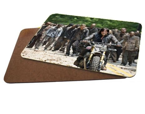 Daryl Dixon, The Walking Dead MDF Strong Placemat