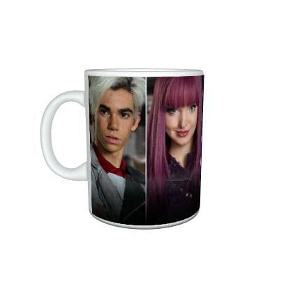 Disney Descendants 2. 11oz Large Handle Photo Mug