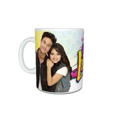 Disney Soy Luna 11oz Large Handle Photo Mug