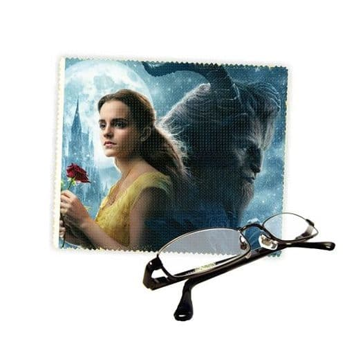 Emma Watson, Beauty and the Beast, Reading Glasses Lens Cleaning Cloth 18cm X 15cm