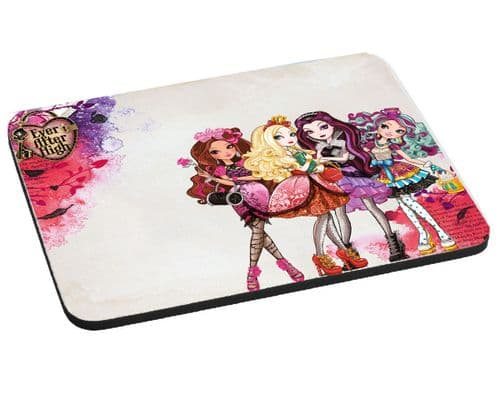 Ever After High Mouse Mat, Pad 220mm x 180mm, 5mm Thick