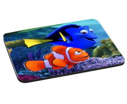 finding Dory, Nemo Mouse Mat, Pad 220mm x 180mm, 5mm Thick
