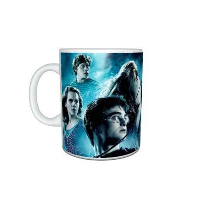 Harry Potter Cast Mug, Birthday, Christmas, Special Gift, Size 11oz