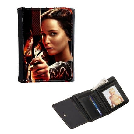 Hunger Games, Mens, Ladies, Girls Wallet or Purse 12cm x 9cm