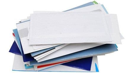 Letter Size Package, Local Collect & Delivery Service Up To 100g