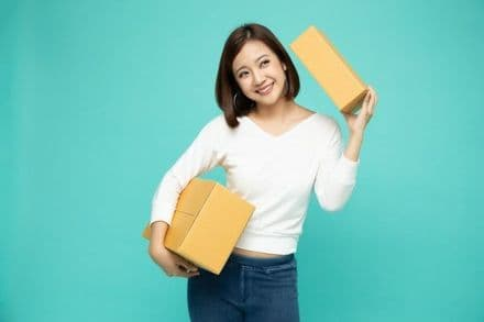 Parcel Size Package, Local Collect & Delivery Service Up To 3000g