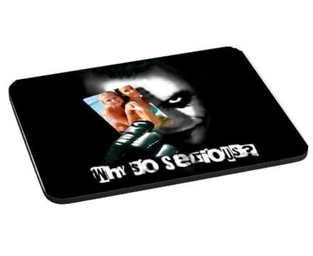 Personalised Batman, Joker, Why So Serious 5mm Mouse Mat/Pad 220mm X 180mm