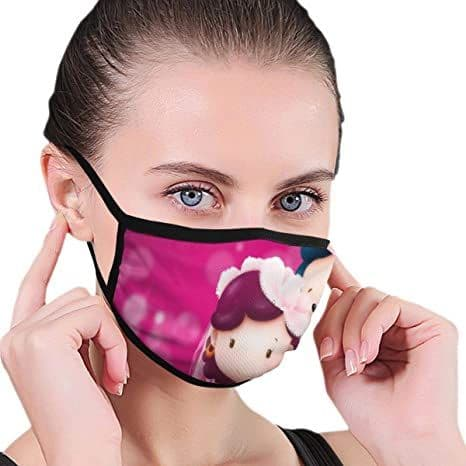 Personalised Face Mask, Any Image,  Design, Name Added, Children's Men's, Women's