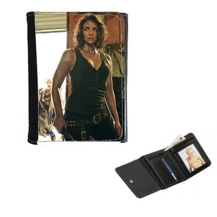 The Walking Dead, Maggie Theme Mens, Ladies, Girls Wallet or Purse 12cm x 9cm
