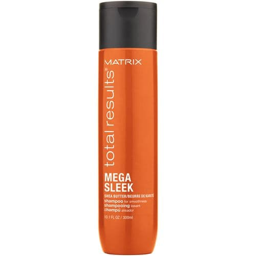 Matrix Total Results Mega Sleek Shea Butter Smoothing Shampoo for Frizzy Hair 300ml