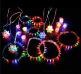 288 Piece Light Up Novelty Jewellery Assortment