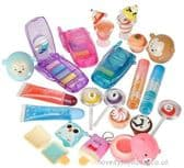 48 Piece Novelty Lip Gloss Assortment (3.5cm - 7cm)