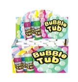 50ML Bubble Liquid in Tub - Kids Bubble Toys