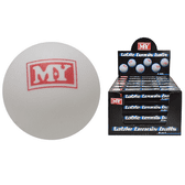 6 Pack Table Tennis Balls in Box - Sports Equipment