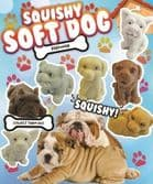 High Detail Squishy Soft Toy Dogs - 50mm x 56mm Vend Capsule