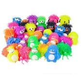 Animal Puffer Ball Characters Assortment (5cm - 8cm)