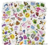 Assorted Temporary Transfer Tattoos - Kids' Novelties