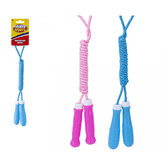 Children's Skipping Rope Blue & Pink (220cm)