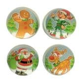 Christmas Bouncy Ball Mix (3.5cm)