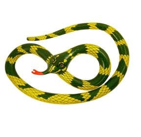 Bulk Buy Coiled Snake Inflatable (200cm) | Wholesale Novelties UK