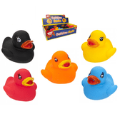 Coloured Novelty Rubber Duck Collection (5cm)