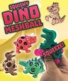 Dinosaur Squish & Squeeze Ball Mix - Large 65mm Vending Capsule