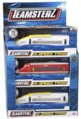 Hi Speed Train Teamsterz Toy for Kids - Toy Supplies