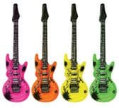 Inflatable Rock n Roll Guitars (105cm)
