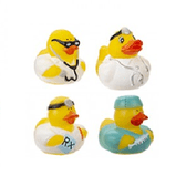 Medical Theme Hospital Novelty Rubber Ducks (5cm)