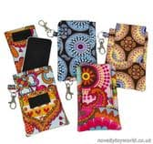Mobile Phone Protective Carry Bag Cases (15cm x 8.5cm)