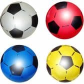 PVC 20cm Footballs  White, Blue, Red, Yellow - Sports Balls