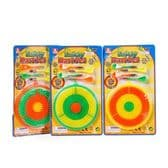 Safety Dart Set with Dartboard - Kids Dartboard Toy