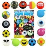 Self Vending Ball & Toy Assortment - 35mm Vending Toys