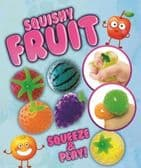 Squeeze & Squish Fruit Mix - 65mm Vending Prize Round Capsule