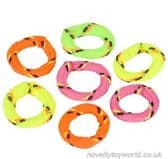 Stretchy Bright Coloured Novelty Friendship Ring - Kids