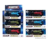 Tank Engine Train - Teamsterz Toy in Assorted Colours